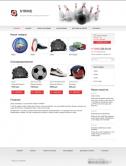 Интернет-магазин товаров для боулинга